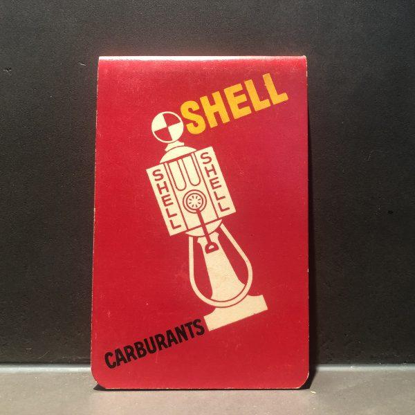 1930 Shell Notebook