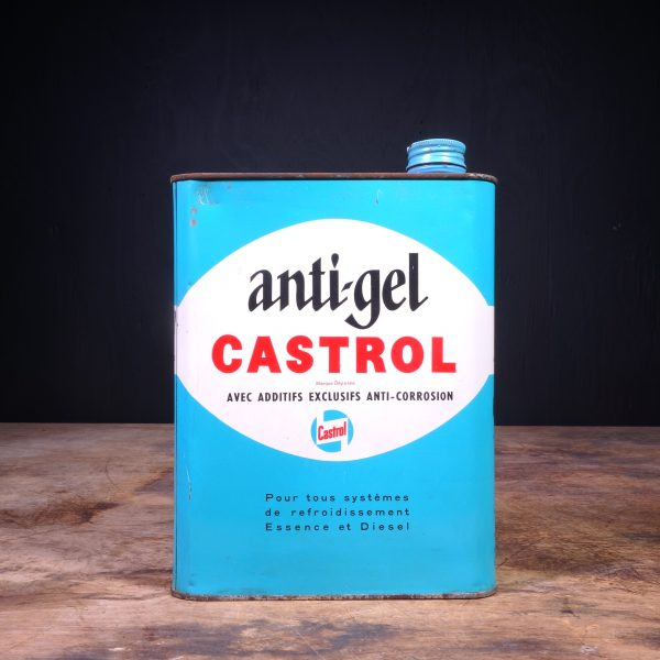 1950 Castrol Anti-Gel Can