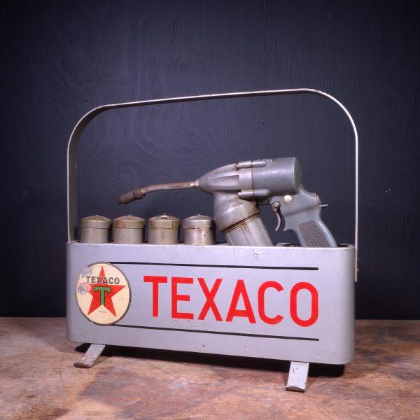 1950 Texaco Grease Gun Set