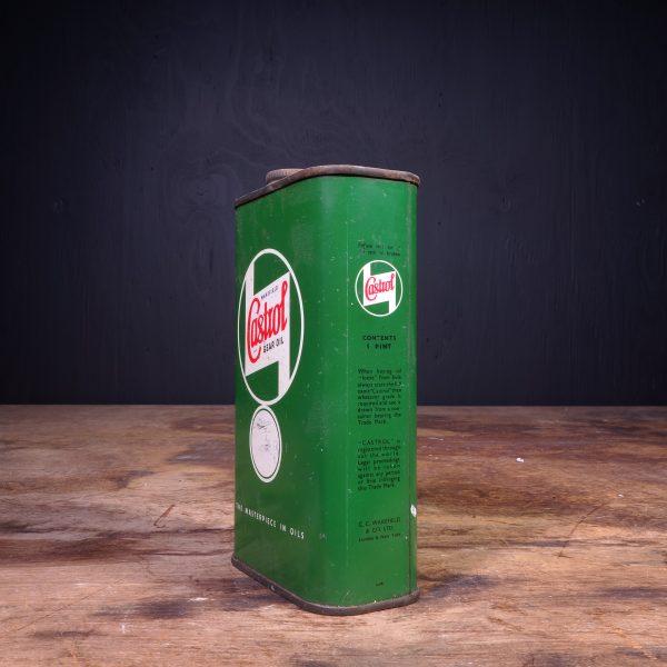 1940 Castrol Gear Oil Can