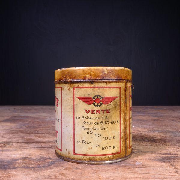1920 Graisse Constistante Grease Can