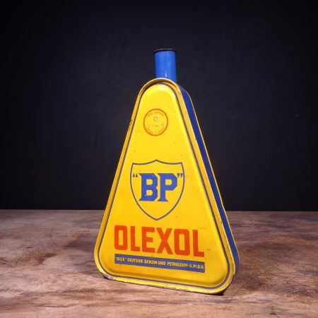 1930 BP Olexol Motor Oil Can