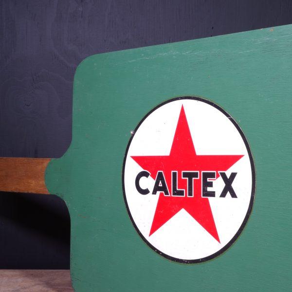 1950 Caltex Race Track Paddle