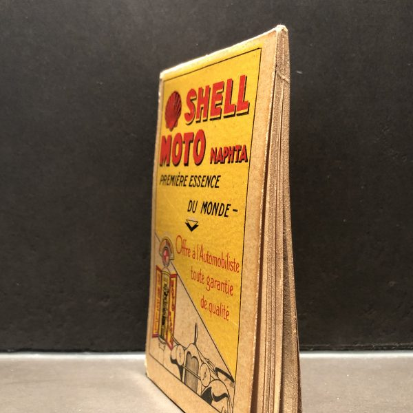 1930 Shell Notebook
