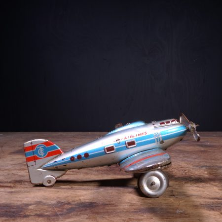1950 TippCo TC-55 Airplaine Toy