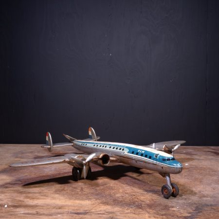 1950 TippCo Super Constellation Airplaine Toy