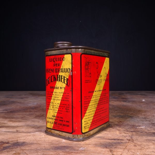 1940 Lockheed Oil Can