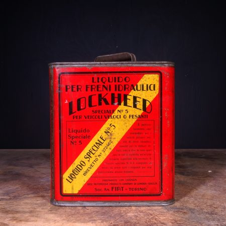 1940 Lockheed Oil Can