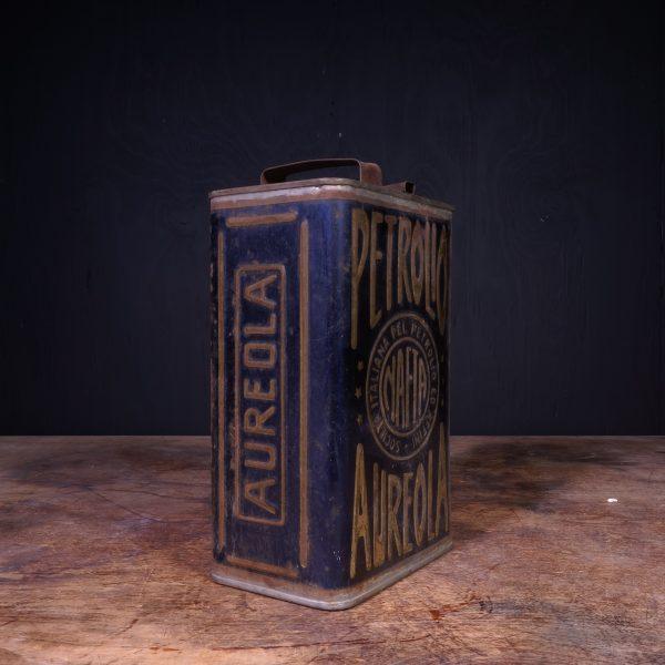1920 Petrolio Aureola Petrol Can