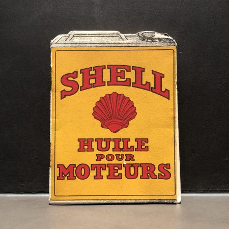 1930 Shell Maintenance Booklet