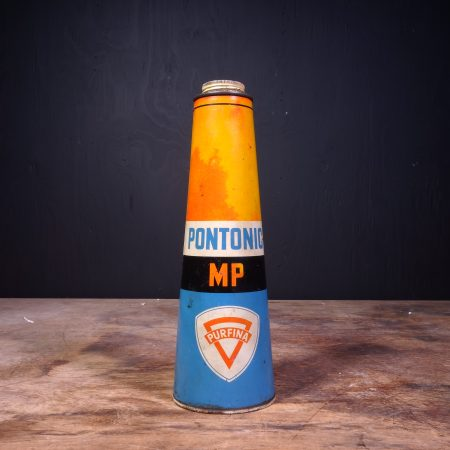 1950 Purfina Pontonic MP Oil Can