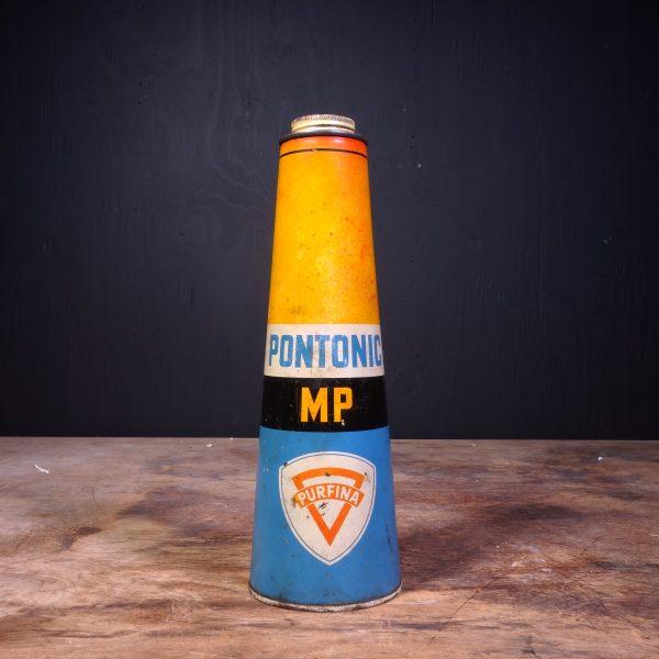 1950 Purfina Pontonic MP Oil Can
