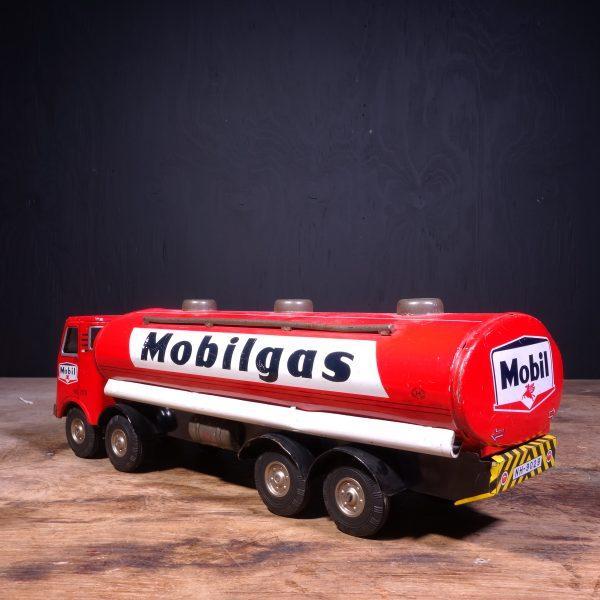 1960 Mobiloil Mobilgas Tanker Truck Toy