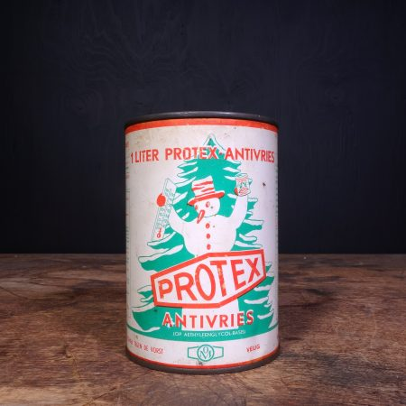 1950 Protex Antivries Anti Freeze Can