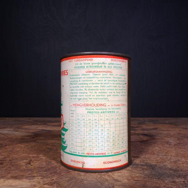 1950 Protex Antivries Anti Freeze Can