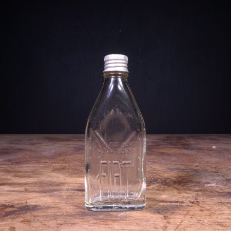1950 FIAT Motor Oil Bottle