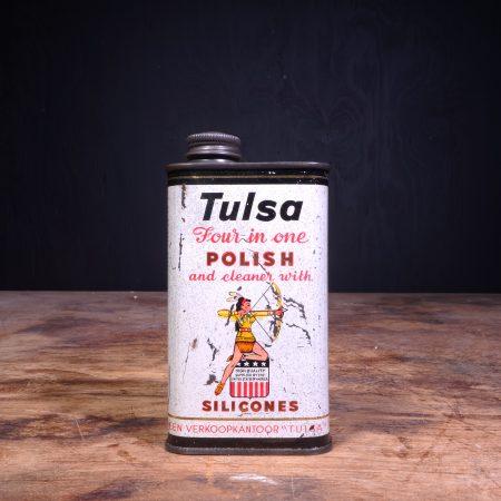 1950 Tulsa Polish Can