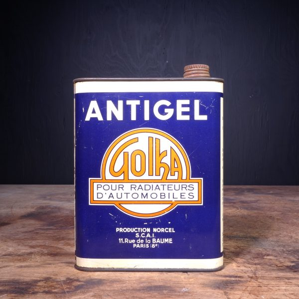 1950 Golka Antigel Can