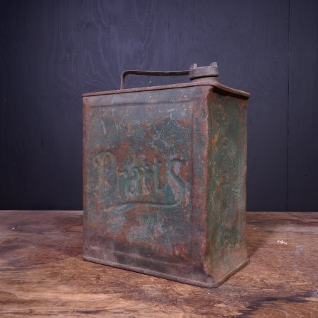 1920 Pratts Petrol Can