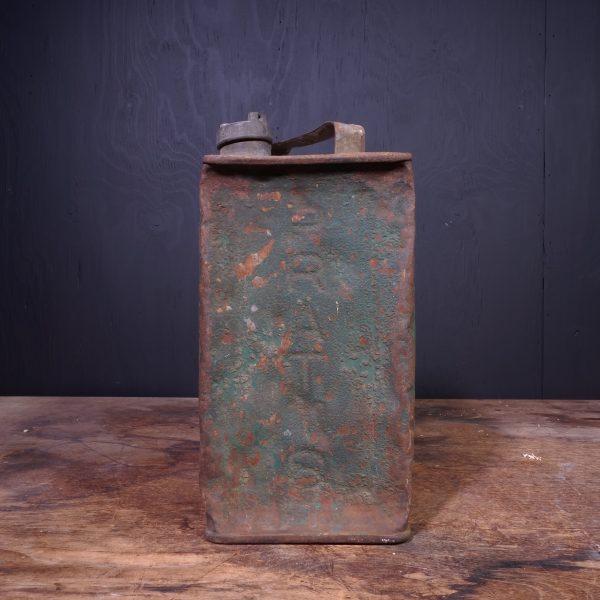 1920 Pratts Petrol Can