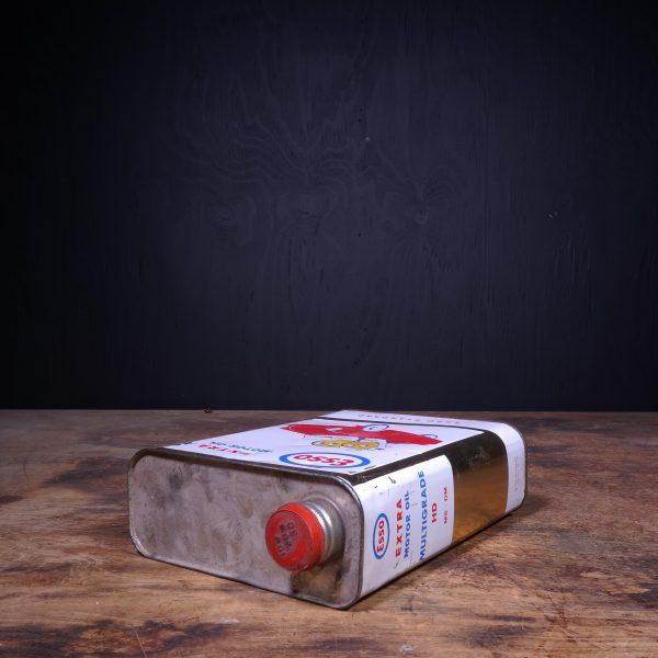 1960 Fina Pontonic Plus Oil Can