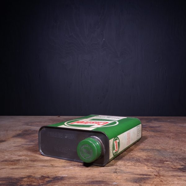 1950 Castrol Self-Mixing 20 Motor Oil Can