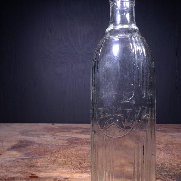 1950 Caltex Havoline Motor Oil Bottle
