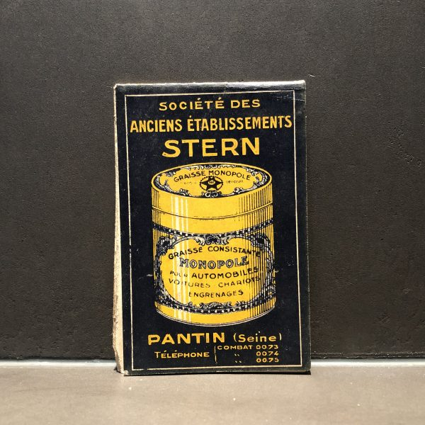 1930 Sternoline Notebook