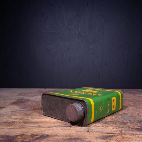 1950 BP Energol Carter Oil Can