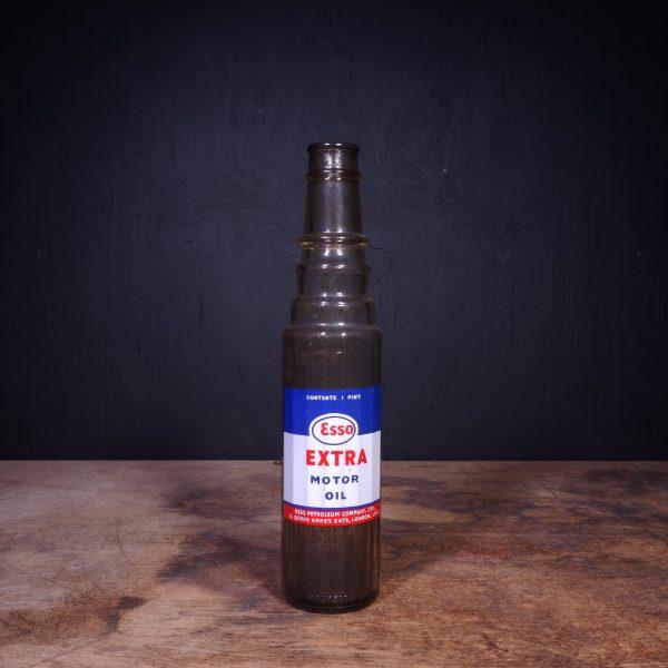1950 Esso Extra Motor Oil Bottle
