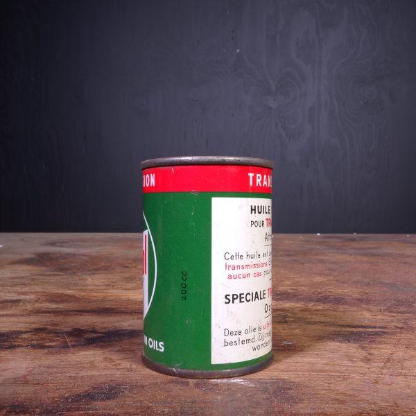 1950 Castrol Transmission Oil Can