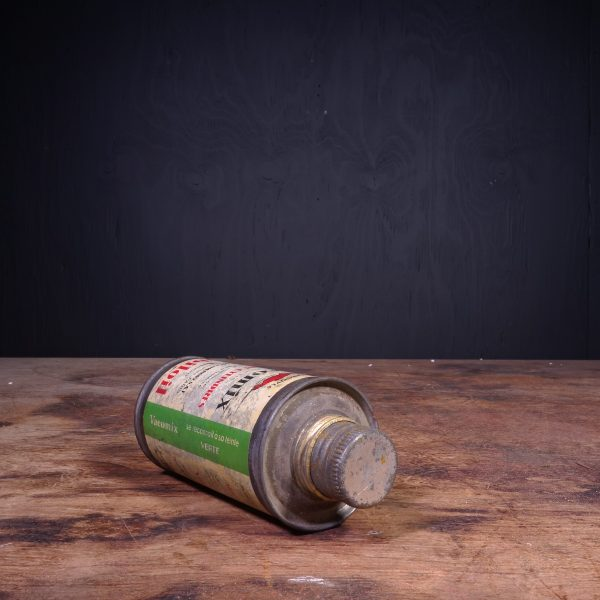 1930 Gargoyle Mobiloil Vacomix Oil Can