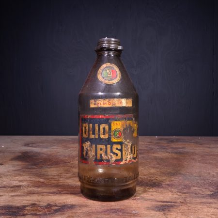 1930 Olio Turismo Motor Oil Bottle