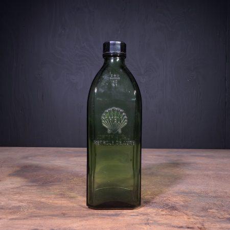 1951 Shell Petrole De Luxe Bottle