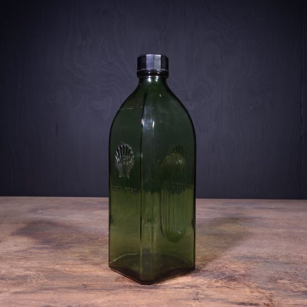 1951 Shell Petrole De Luxe Bottle