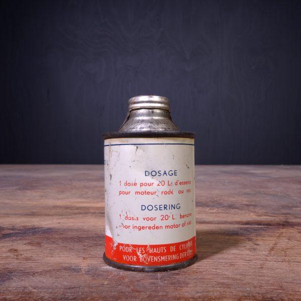 1950 Mobiloil Mobilmix U Oil Can
