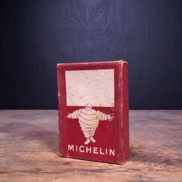 1920 Michelin Desk Clock